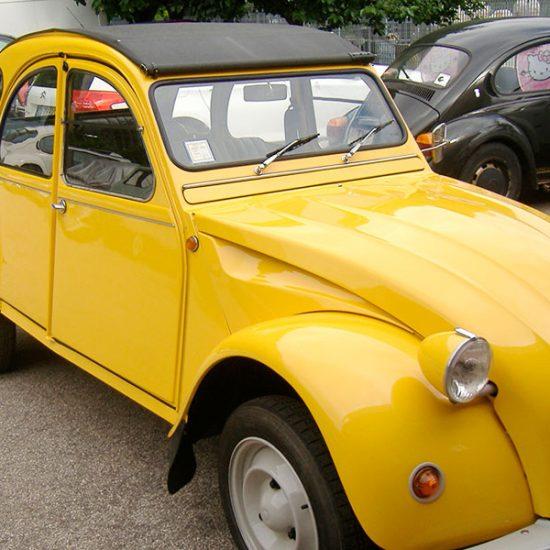 Citroën 2CV6 Spécial