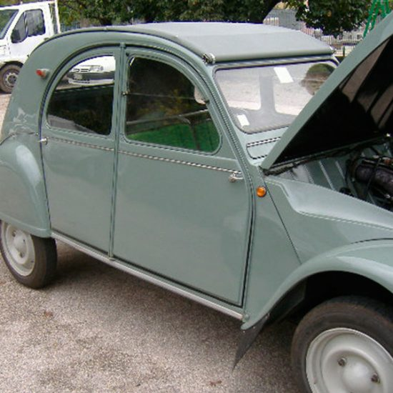 Citroën 2CV 1961