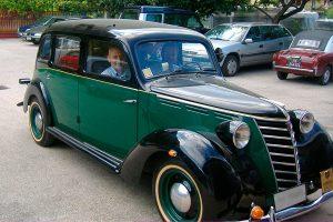 FIAT 1100 E Musone Taxi 1940
