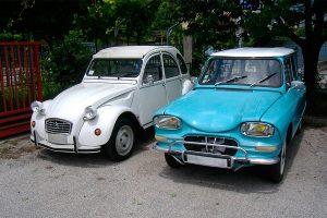 Citroën 2CV e AMI6
