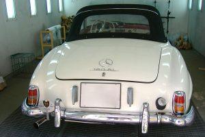 Mercedes 190 SL 1964