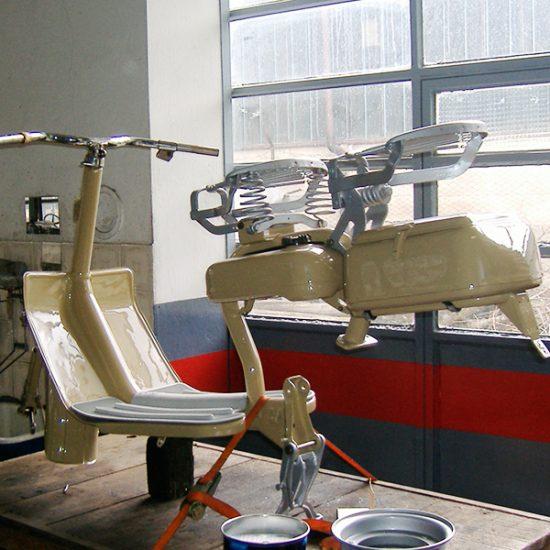 Lambretta 150D