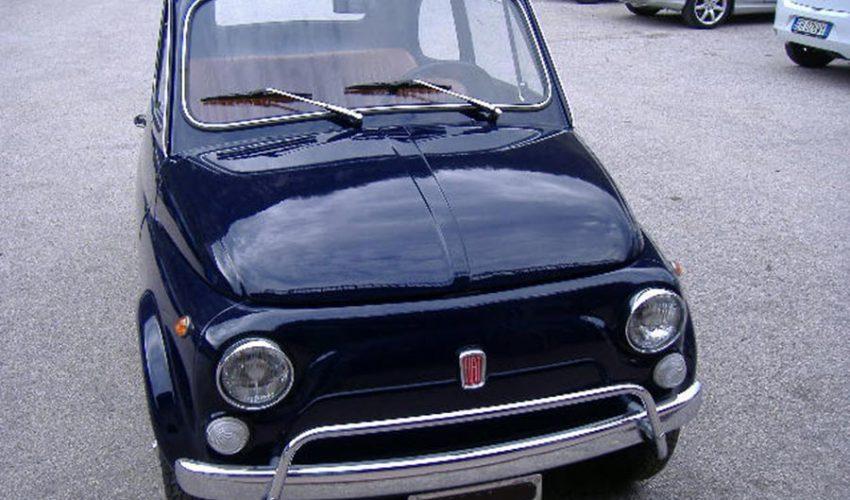 FIAT 500L – ANNO 1973