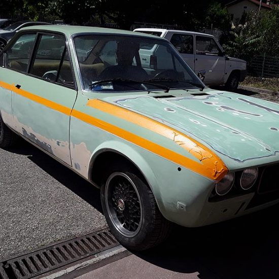 FIAT 124 SPORT ANNO 1972